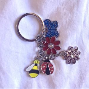 Coach Spring Time Keychain Charms